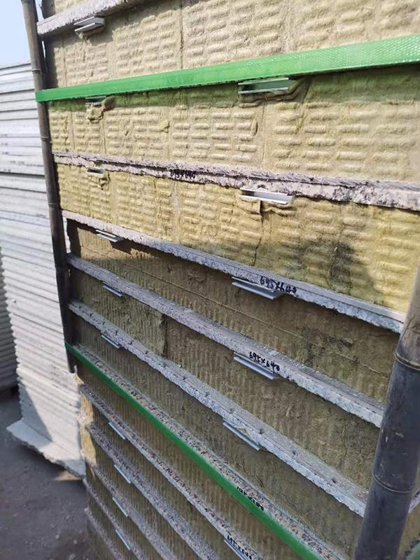 外墙保温一体板